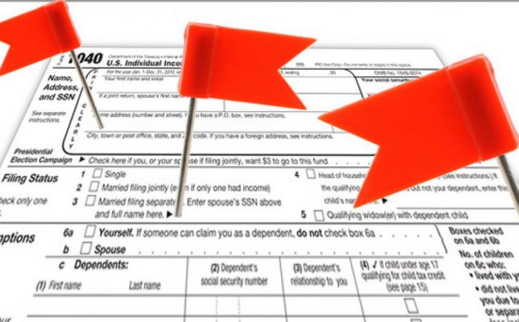 Top 10 IRS Audit Red Flags