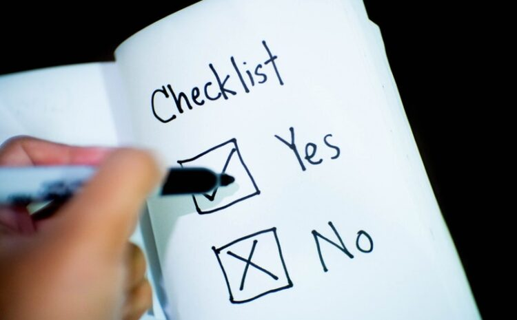 Tax Preparation Checklist for 2018: Requirements before Tax Filing