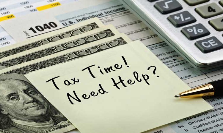 How to do tax preparation for small business?