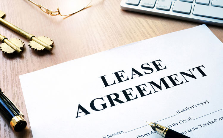 3 Targeted Lease Accounting Changes