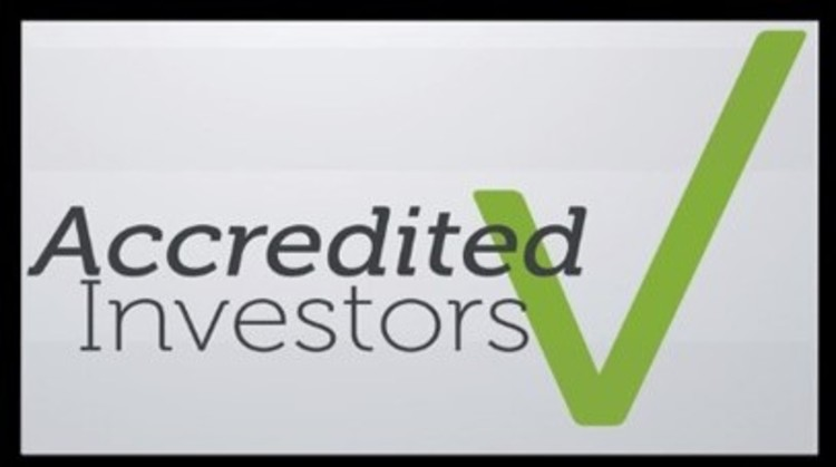 Accredited Investors & New Disclosure Rules